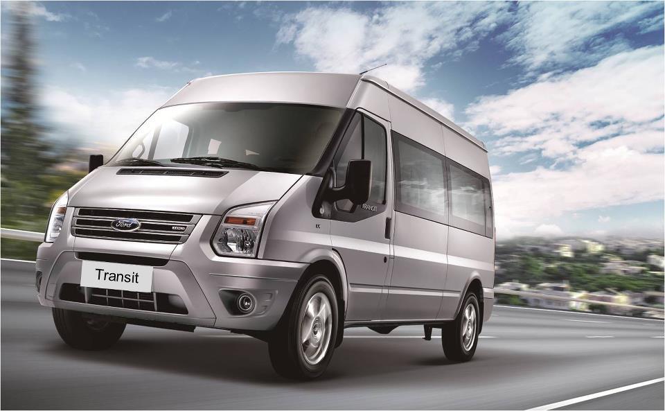 Ford Transit Mid 20194