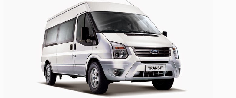 Ford Transit Luxury 20195