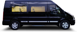 Ford Transit Dcar Limousine 2021 (Bản 10 chỗ)