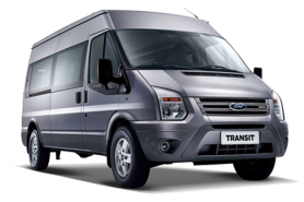 Ford Transit Luxury 2021