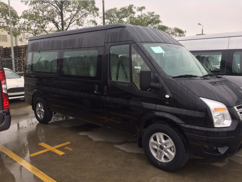 Ford Transit SVP 20195