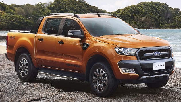 Ford Ranger Wildtrak 3.2L AT 4×4 Navigator 20194