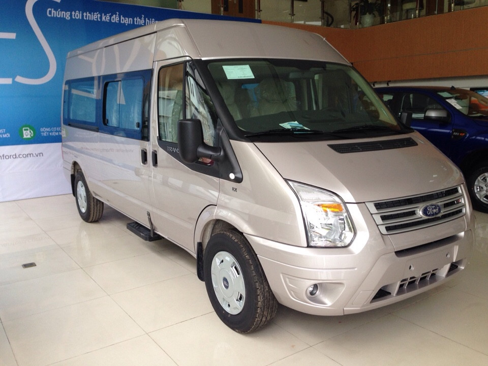 Ford Transit Mid 20193