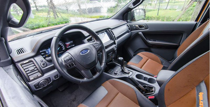 Giới thiệu xe bán tải Ford Ranger 2019