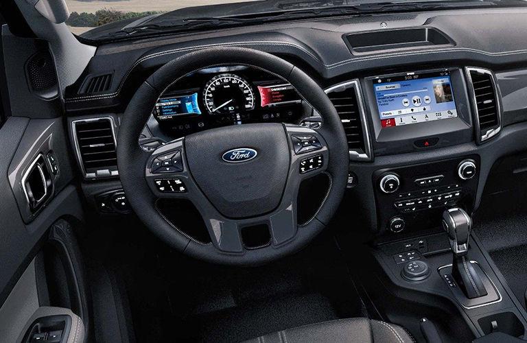 Ford Ranger 2021 mới – thông số kỹ thuật kèm giá bán tại Việt Nam5
