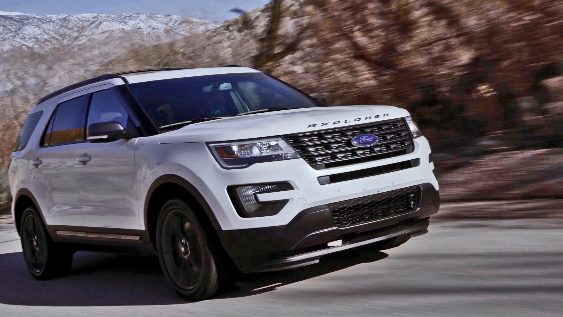 New Ford Explorer 20202