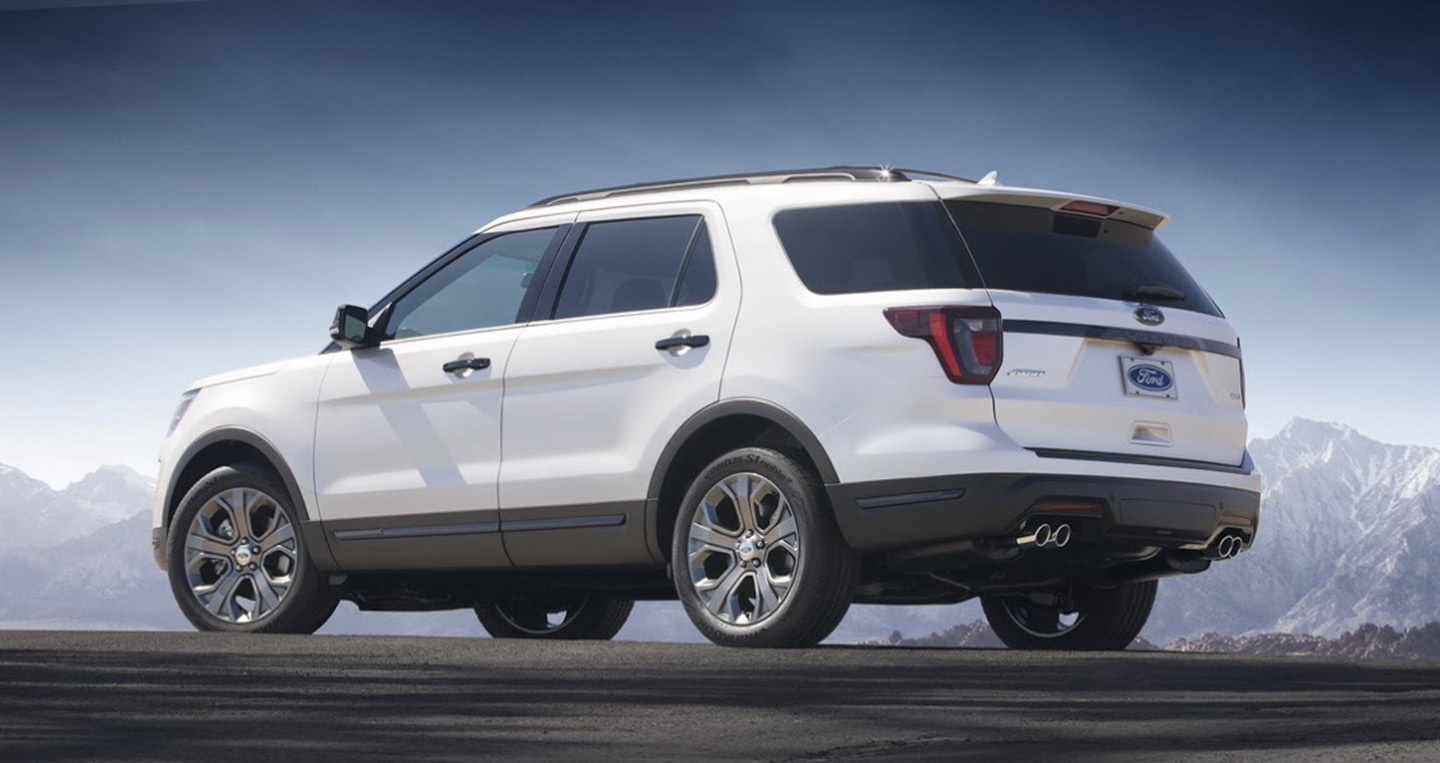Ford Explorer 2019 New3
