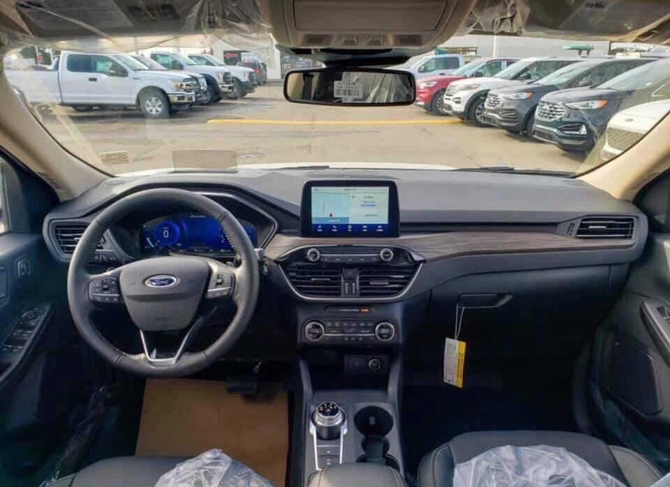 Ford Escape Titanium 1.5L Ecoboost 20204
