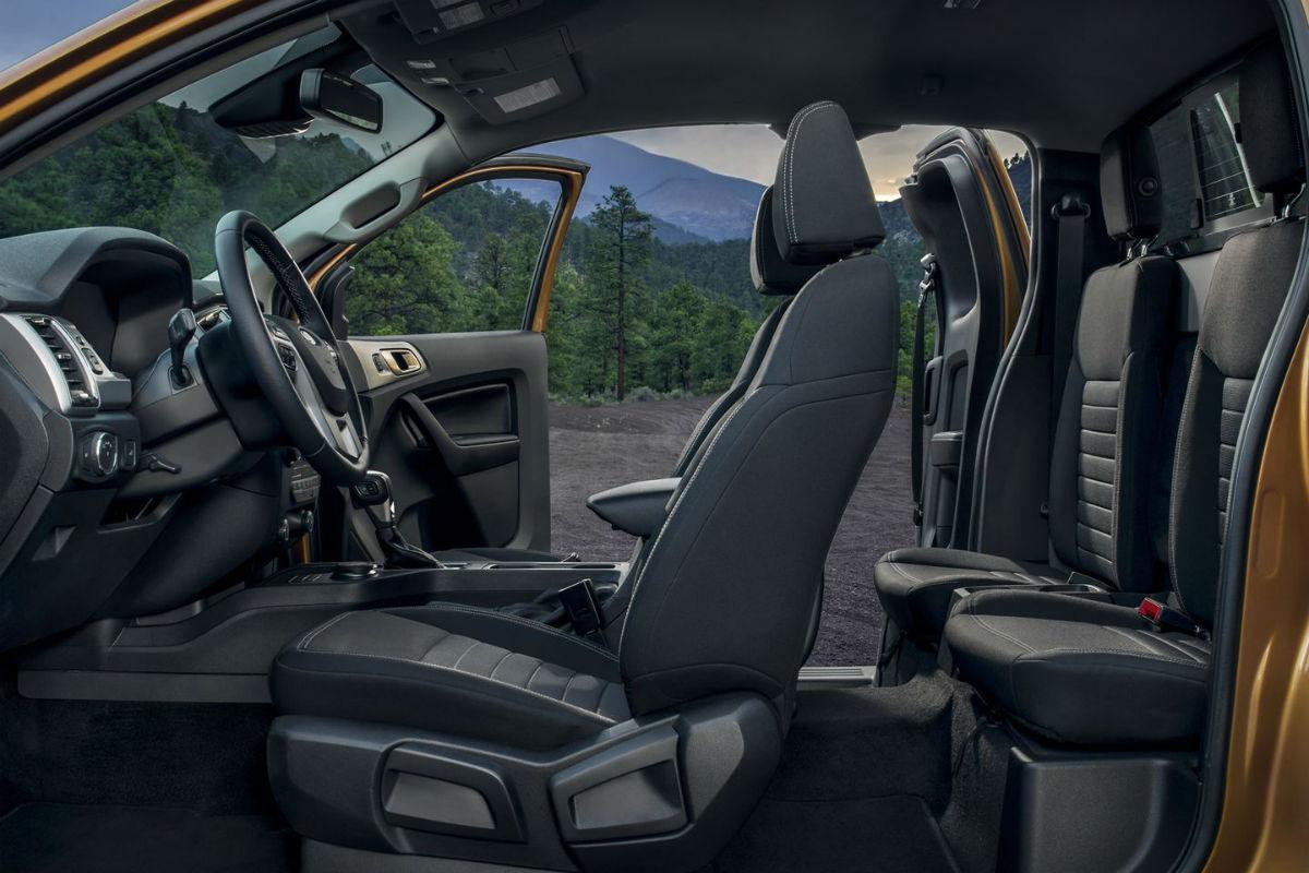 Ford Ranger 2021 mới – thông số kỹ thuật kèm giá bán tại Việt Nam4
