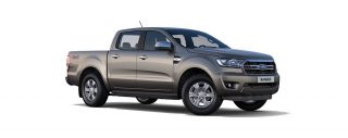 Ford Ranger XLT AT 2.2L 4×4 2021