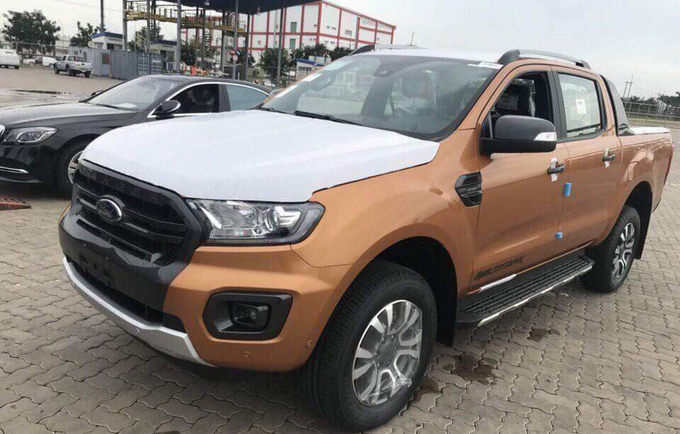 Ford Ranger Wildtrak 2.0L 4×4 AT Turbo Kép 20193