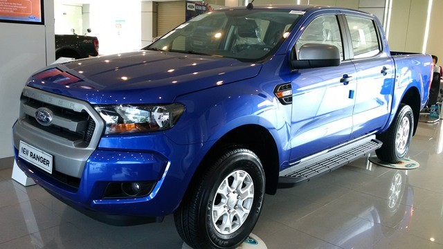 Ford Ranger XLS AT 2.2L 4×2 20192