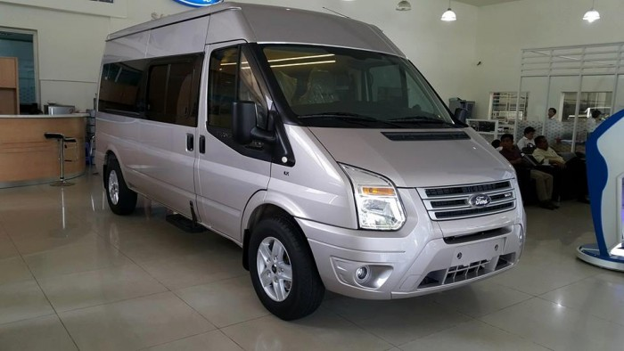 Ford Transit Luxury 20213