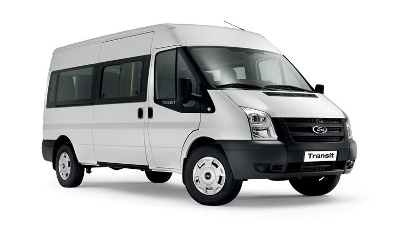 Ford Transit Mid 20192