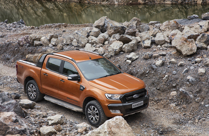 Ford Ranger Wildtrak 2.0L 4×4 AT Turbo Kép 20184